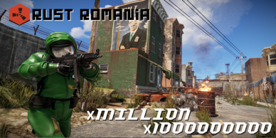 Rust Romania xMilion x1000000000 PVP FUN KITS