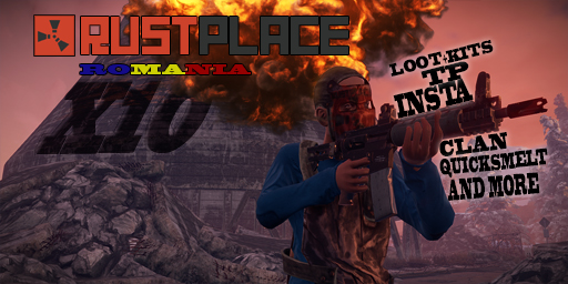 [EU] RustPlace x10 [NEW|FAST|BP+|LOOT+|KITS|TP] 16/01
